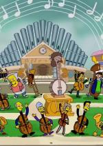 Musicville: The Simpsons Couch Gag (S)