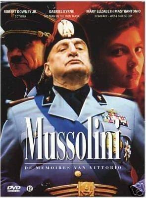 Mussolini: la historia desconocida (Miniserie de TV)