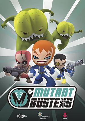 Mutant Busters Tv Series 2016 Filmaffinity