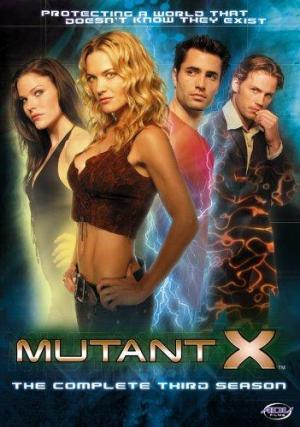 Mutante-X (Serie de TV)