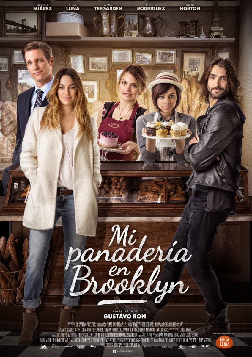 Bakery in FilmAffinity My (2016) - Brooklyn