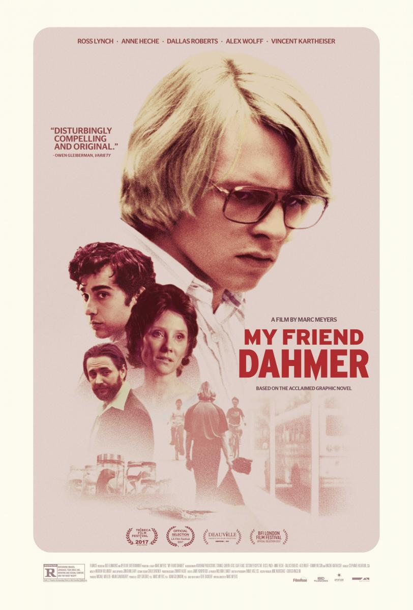 My Friend Dahmer (2017) Full HD Gratis
