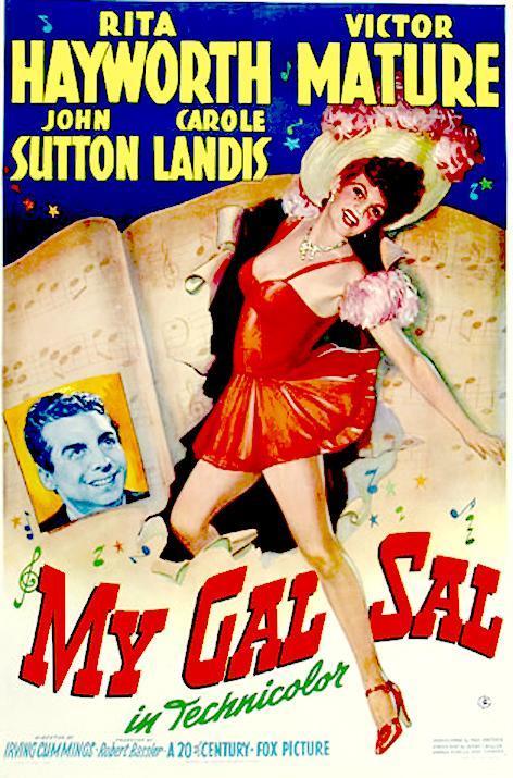 My Gal Sal (1942) - FilmAffinity