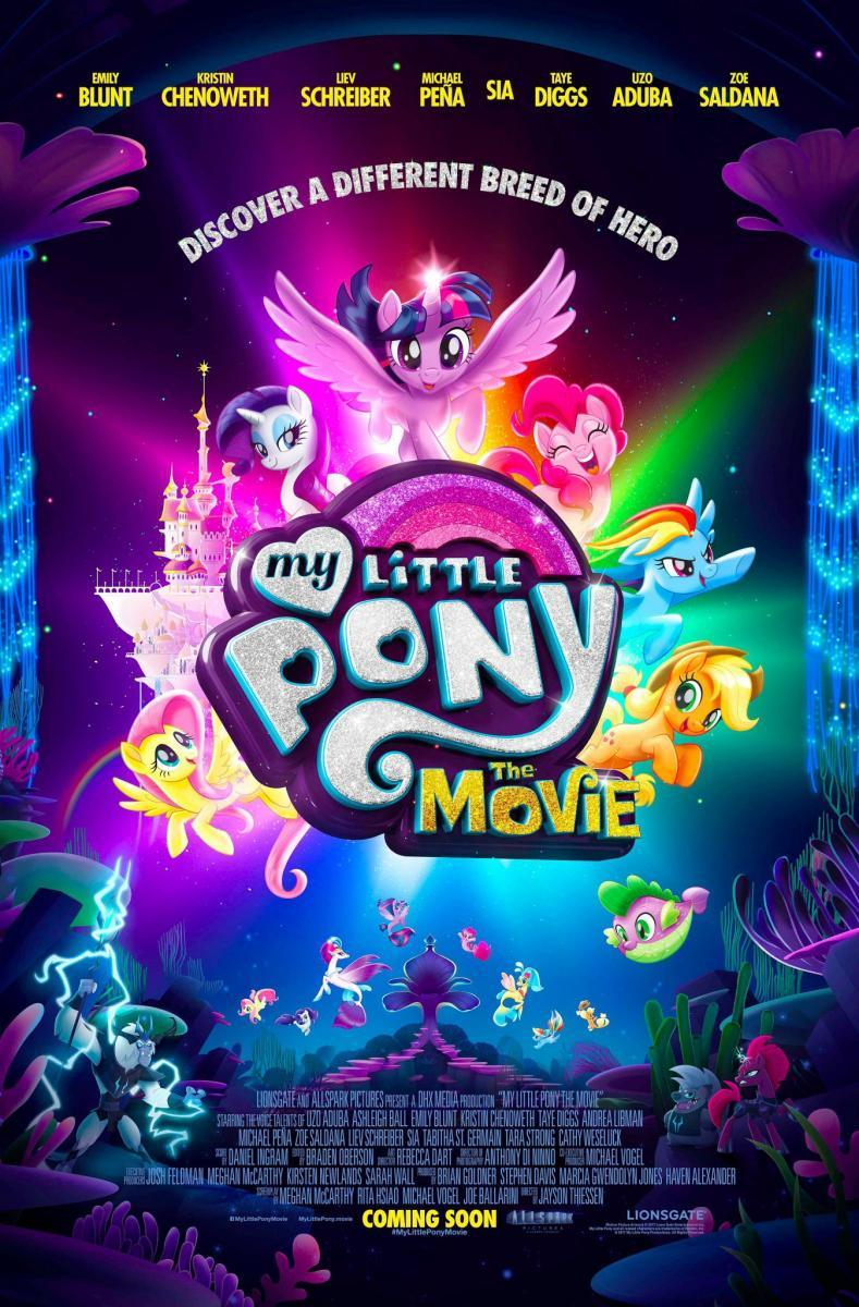 My little pony la pel cula 2017 filmaffinity for Le nombre 13 film