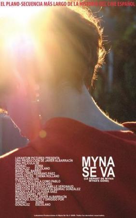 Myna's gone