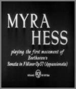 Myra Hess (C)