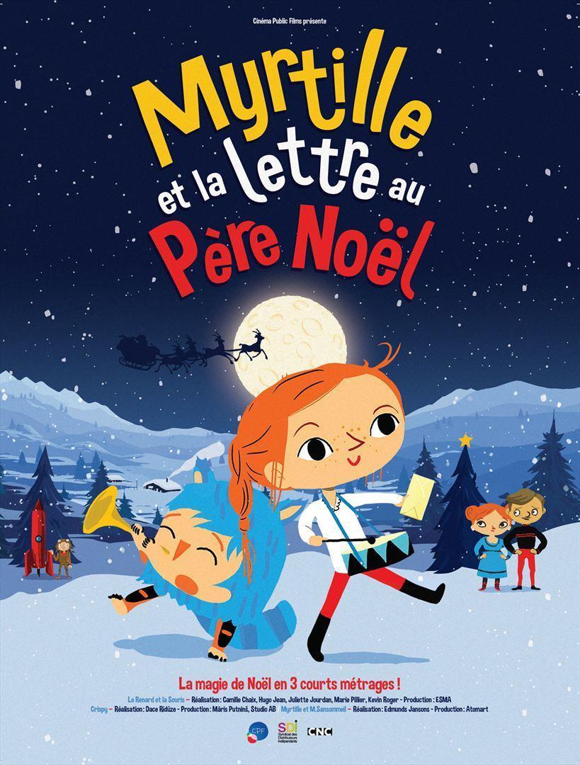 Myrtille et la lettre au Père Noël (2017) - FilmAffinity