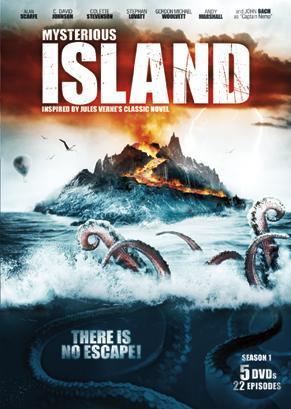 La isla misteriosa (Serie de TV)
