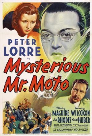 Mr. Moto en fuga