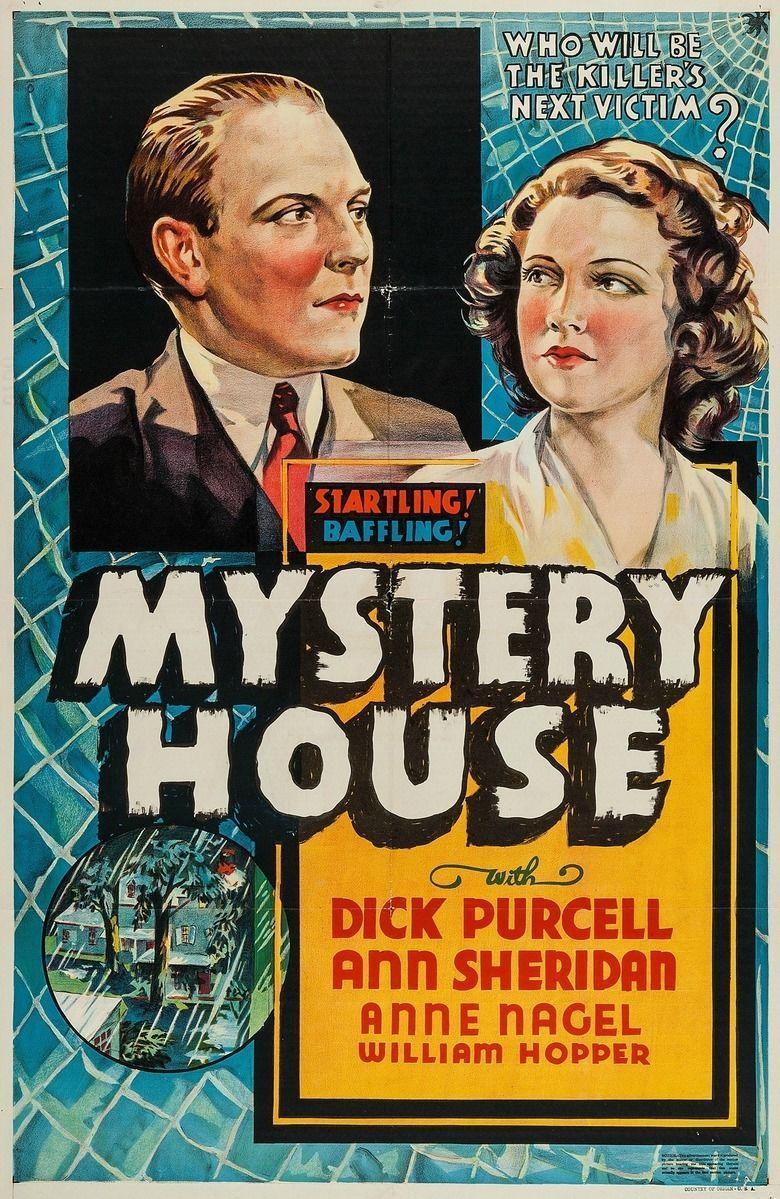 the mystery house