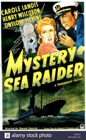 Mystery Sea Raider