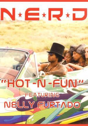 N.E.R.D. & Nelly Furtado: Hot-n-Fun (Music Video)