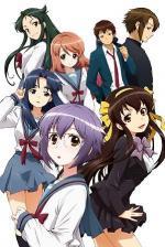 The Disappearance of Nagato Yuki-chan (TV Series)