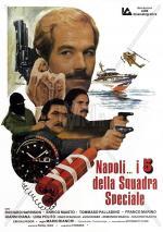 Napoli... i 5 della squadra speciale