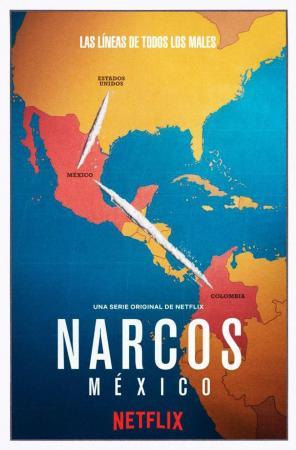 Narcos: Mexico (TV Series)