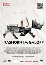 Nashorn im Galopp (C)