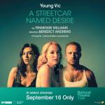 National Theatre Live: A Streetcar Named Desire (TV)