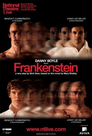 National Theatre Live: Frankenstein (TV)