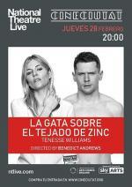 National Theatre Live: La gata sobre el tejado de zinc