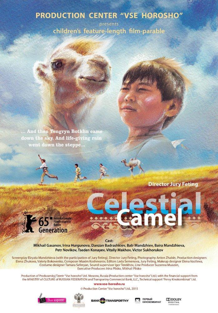 Celestial Camel (2015) 1080p Castellano Zippyshare