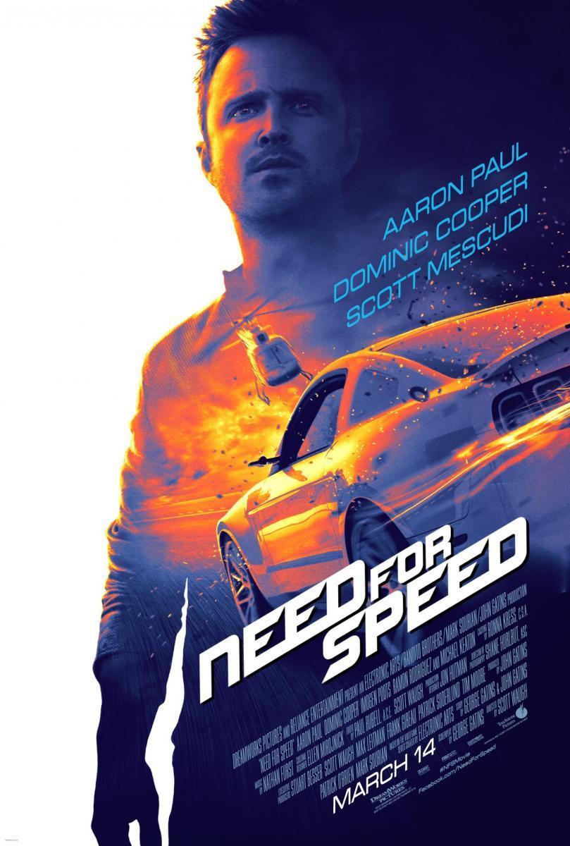 Need For Speed (2014) [1080p] [Latino] [MEGA]