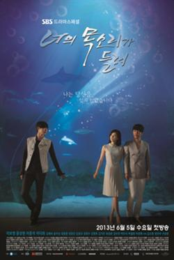 Neoui mogsoliga deullyeo (I Hear Your Voice) (Serie de TV)