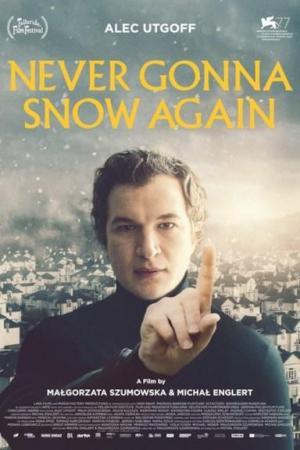 Nunca volverá a nevar
