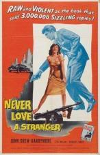Nunca ames a un extraño