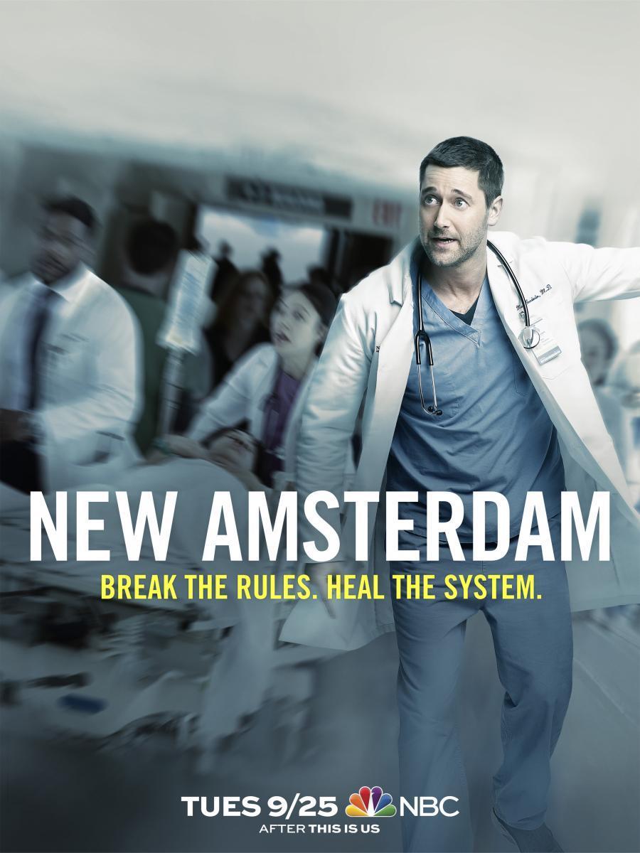 New Amsterdam Serie Netflix