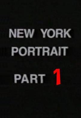 New York Portrait: Chapter I (S)