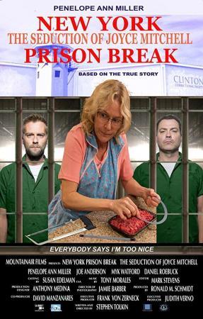 New York Prison Break the Seduction of Joyce Mitchell (TV)