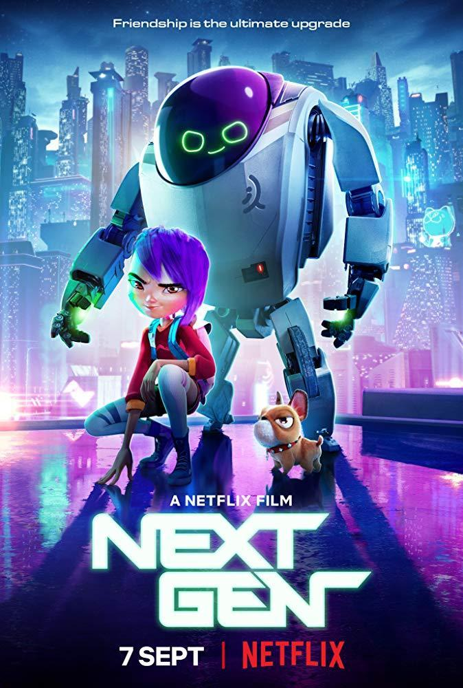 Robot 7723 (2018) HD Latino MEGA