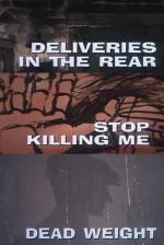 Galería Nocturna: Entregas por la puerta trasera - Deja de matarme - Peso muerto (TV)