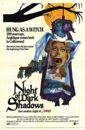 Night of Dark Shadows (Curse of Dark Shadows)