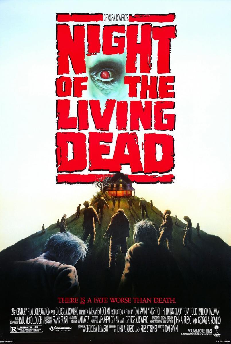 Críticas De La Noche De Los Muertos Vivientes 1990 Filmaffinity