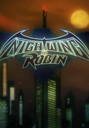 Nightwing and Robin (C)