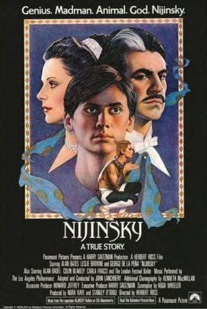 Nijinsky, una historia verídica