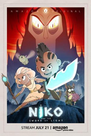 Niko and the Sword of Light (Serie de TV)