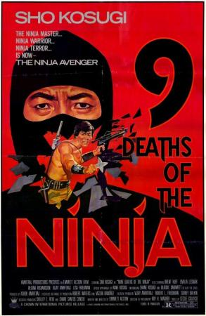 Las 9 muertes de Ninja (Ninja IV)