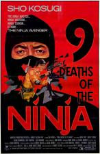 Nine Deaths of the Ninja (9 Deaths of the Ninja)