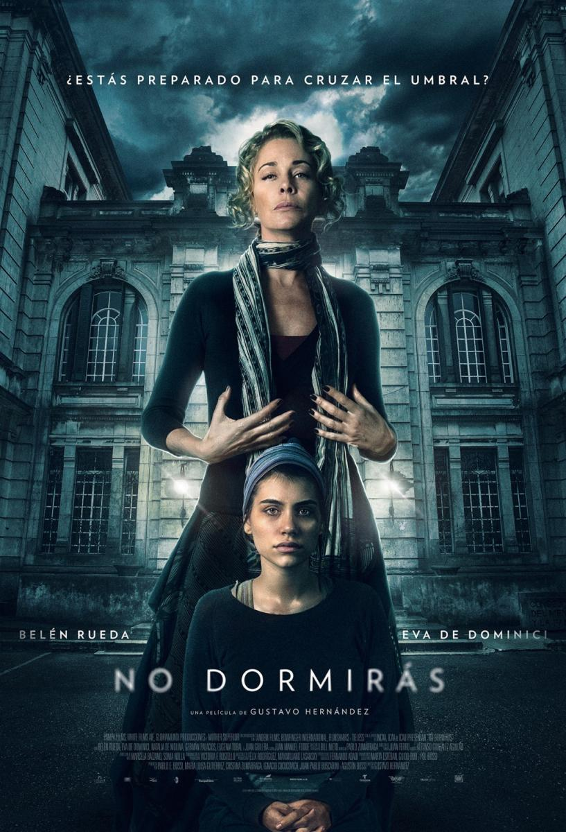 No dormirás (2018) HD Latino Gratis