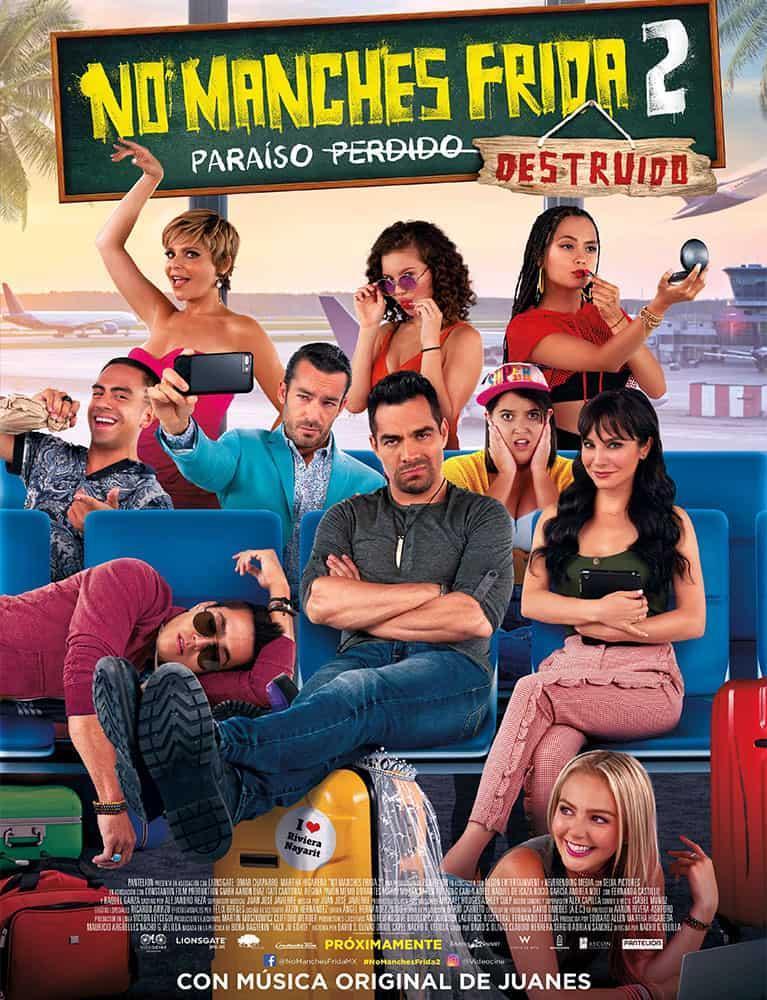 No Manches Frida 2 (2019) WEB-DL 720p Latino