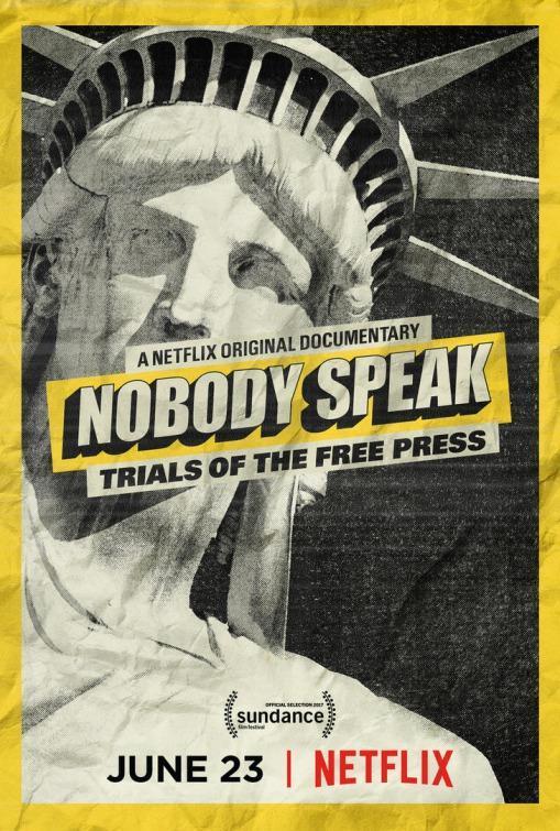 Nobody Speak: Trials of the Free Press (WEBRip Latino – Ingles 1080p) 2017