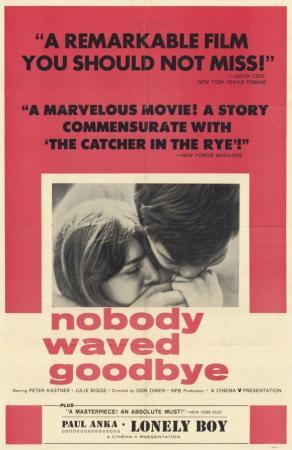 Nobody Waved Good-bye