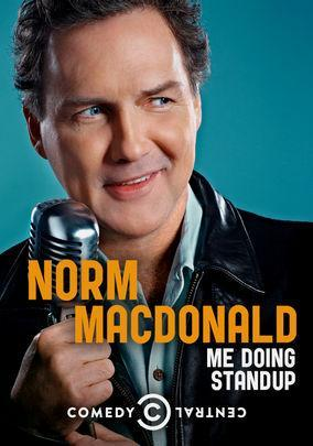 Norm Macdonald: Me Doing Standup (TV)