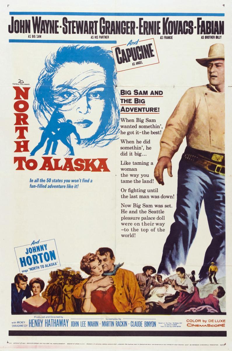 Críticas De Alaska Tierra De Oro 1960 Filmaffinity