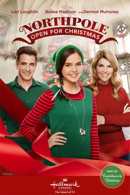 Polo Norte: Abierto en Navidad (TV) (2015) HD Latino MEGA ()