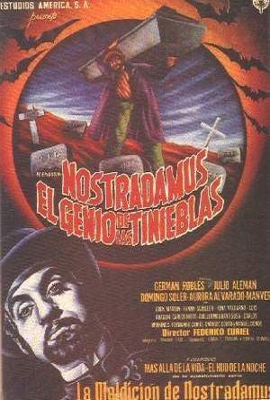 Nostradamus, el genio de las tinieblas (La maldición de Nostradamus 4)