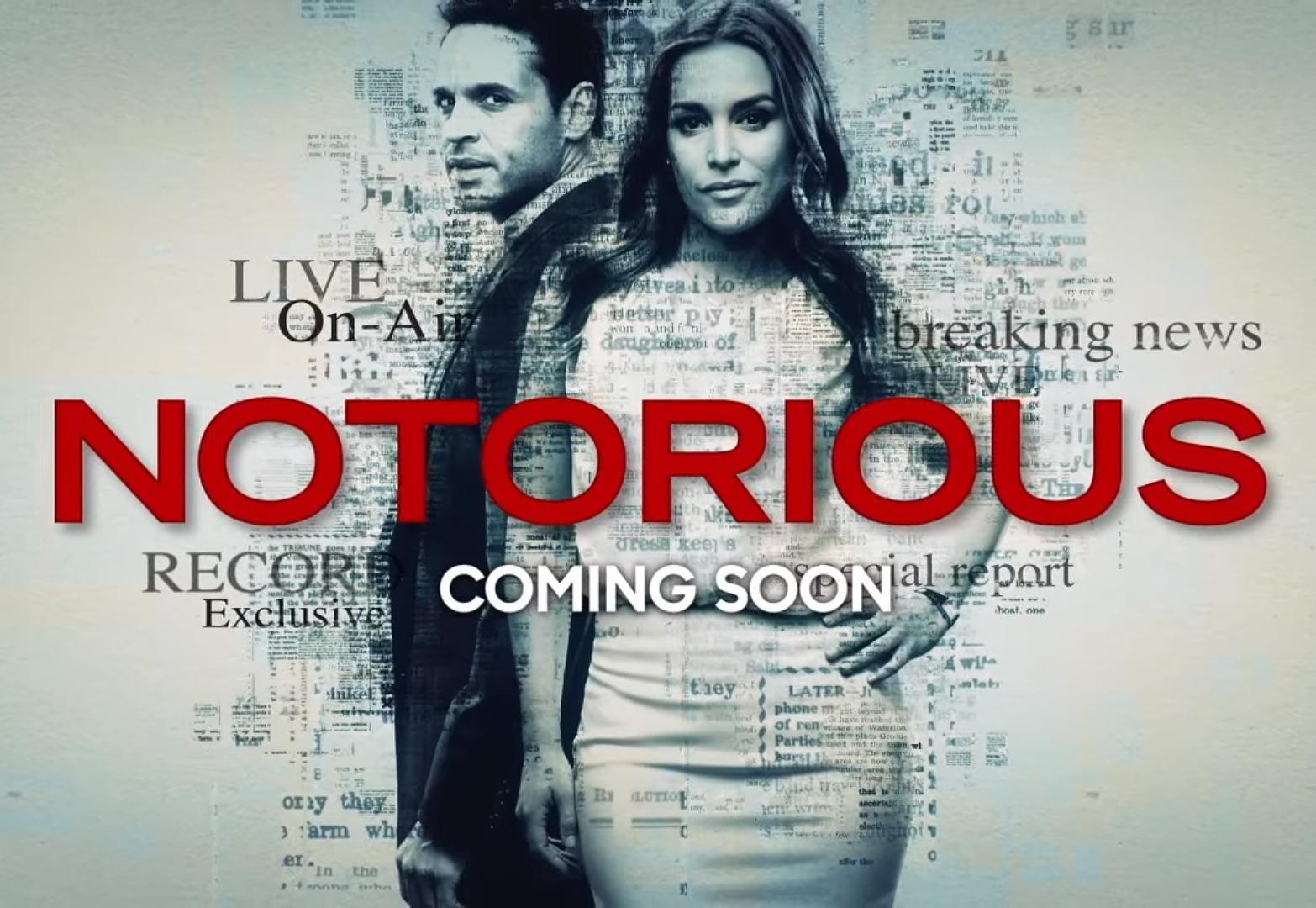 notorious serie
