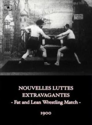 The Fat and the Lean Wrestling Match (S)